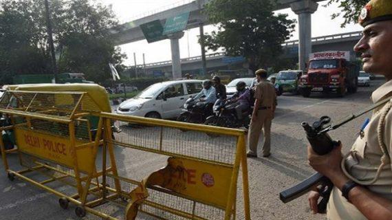 आतंकी खतरे के साये में राजधानी दिल्ली, आईबी ने जारी किया अलर्ट