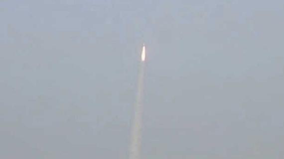 GSAT-9 के लॉन्च के बाद बोला 'पाक', भारत ने नहीं रखा साथ