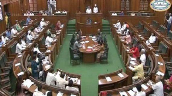 दिल्ली विधानसभा सत्र में हंगामा, अरविंद केजरीवाल ने ट्वीट कर बड़े षड्यंत्र के खुलासे की बात कही
