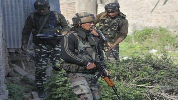कश्मीर घाटी में बीते 24 घंटे में 5 आतंकी ढेर, सेना का ऑपरेशन ऑल आउट जारी