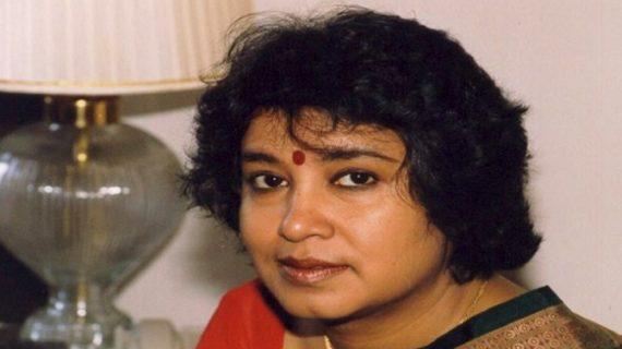 विवादित बांग्लादेशी लेखिका तसलीमा नसरीन के वीजे की अवधि बढ़ी