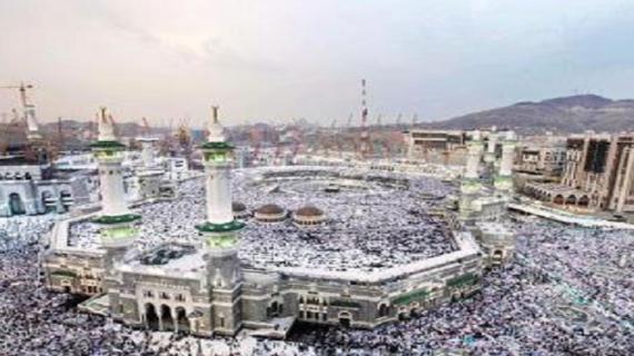 काबा की पवित्र मस्जिद पर आतंकी हमले कोशिश नाकाम