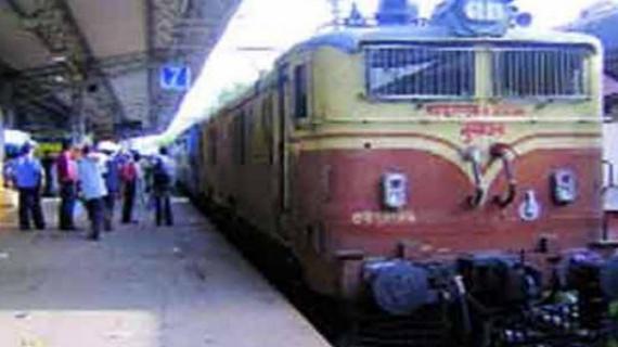 निजामुद्दीन, उदयपुर की ओर जाने वाली ट्रेन जाट आंदोलन के कारण निरस्त