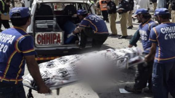 पाक में हुआ आंतकी हमला, 62 लोगों की मौत 100 से अधिक घायल