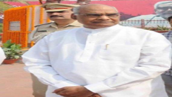 बिहार के गवर्नर रामनाथ कोविंद होंगे एनडीए के राष्ट्रपति पद के उम्मीदवार