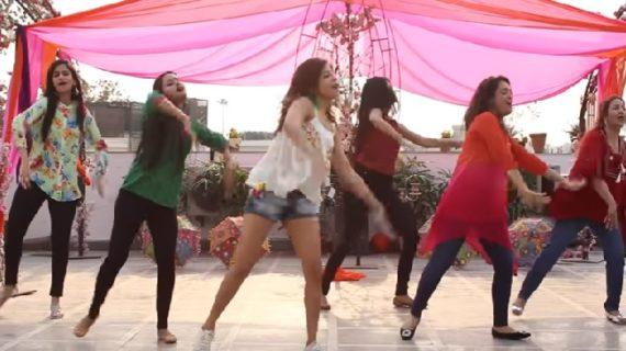इन लड़कियों के डांस के आगे अभिनेत्री आलिया भट्ट भी है फेल, देखें वीडियो