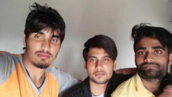 पुलिस मुठभेड़ में फसने के बाद 3 गैंगस्टरों ने की आत्महत्या
