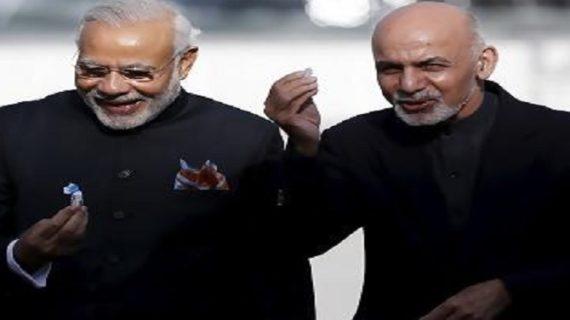 भारत अफगानिस्तान का सबसे भरोसेमंद सहयोगी: पेंटागन रिपोर्ट