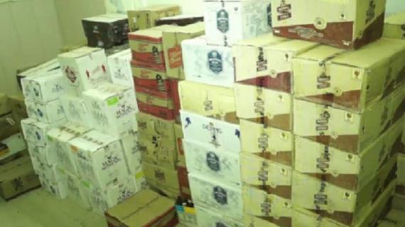 अस्पताल के गटर से निकली शराब की पेटीयां : हरिद्वार