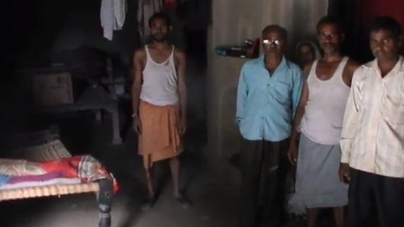 हरदोई में लुटेरों ने एक रात में तीन घरों में की डकैती