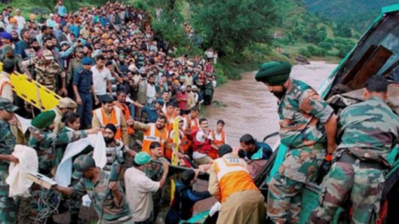 अमरनाथ में हुआ हादसा, मोदीनगर के एक युवक की मौत व 2 घायल