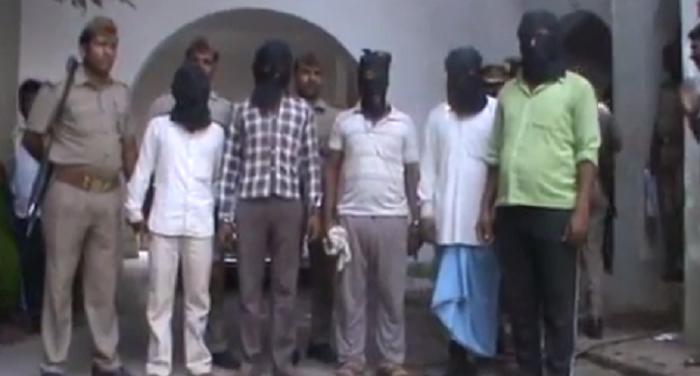 arrested, Inter-Provincial, Gang, members, police, crime,