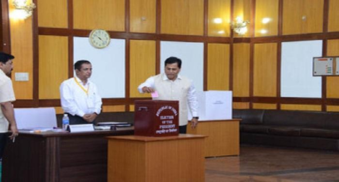 Presidential Election, Karnataka, Assam, Goa, vote, CM, MLA