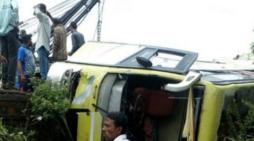 उदयपुर में भीषण बस हादसा, पीएम ने जताया शोक