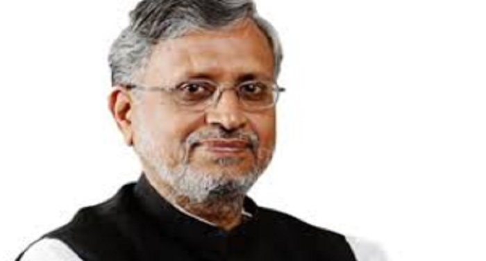 sushil modi, ram nath kovind, bihar, congrats, president