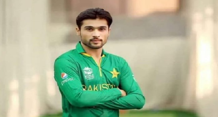 mohammad amir, respond, rohit sharma, normal, bowler, comment