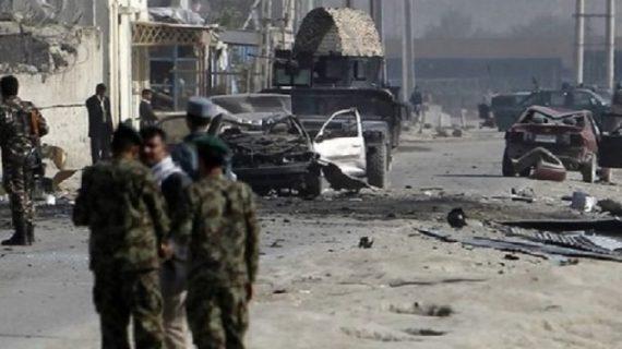 काबुल में कार बम धमाका, 20 लोगों की मौत 42 घायल