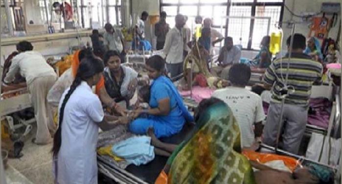 CMO, responsible, looseness, rescue, encephalitis, disease, Gorakhpur