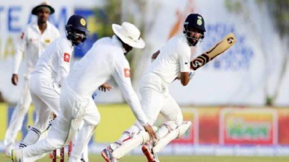 भारत श्री लंका के बीच गॉल मैच का तीसरा खेल, जाने भारत की पारी के बारे में