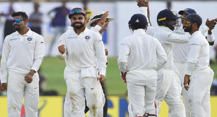 cricket, india, sri lanka, run, lead, series, match, Gaul test