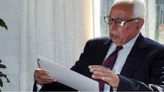 गृहमंत्रालय ने किया जम्मू-कश्मीर के राज्यपाल के इस्तीफे से इंकार