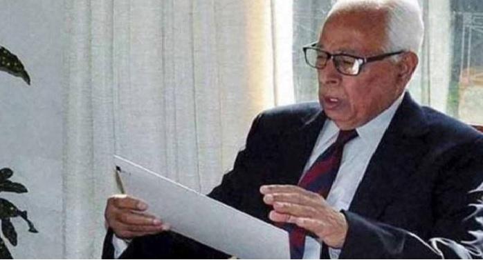 jammu गृहमंत्रालय ने किया जम्मू-कश्मीर के राज्यपाल के इस्तीफे से इंकार