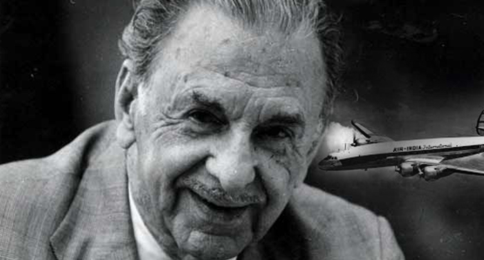 tata, jrd, businessman, commercial, pilot, india, founded
