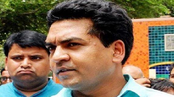 लोकायुक्त को कपिल मिश्रा सौपेंगे भ्रष्टाचार के सबूत