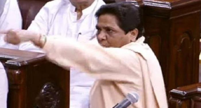 Mayawati, BSP, Saharanpur, Monsoon session, Parliament, Rajya Sabha