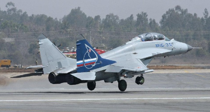 Russia, desperate, sell, MiG-35, fighter aircraft, India