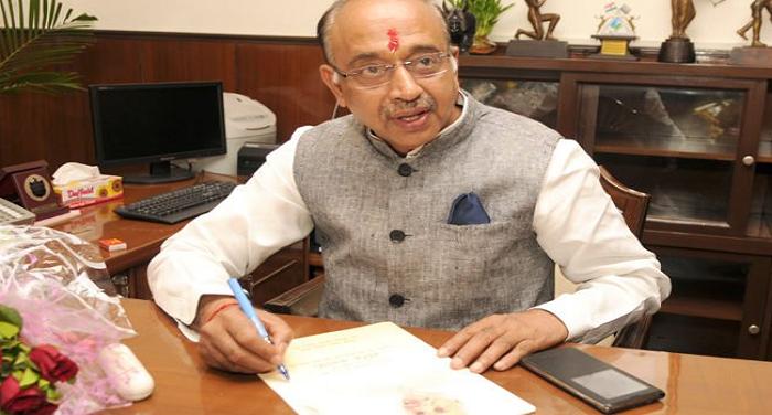 vijay goyal, sport minister, proposal, aigf,