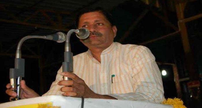 narendra singh kushwaha, vote, lok sabha, presidential election, bhopal