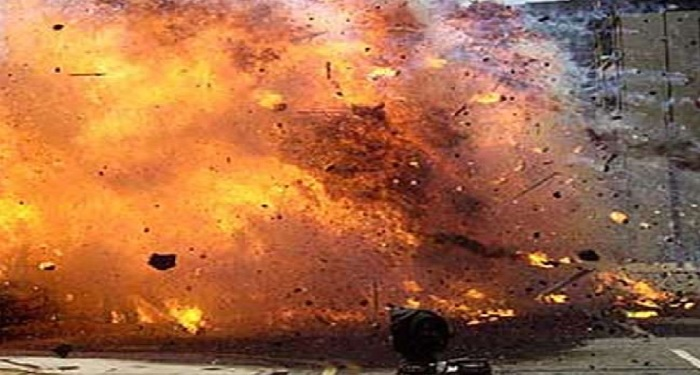 pakistan, explosion, heard, lahore, ferozepur, road
