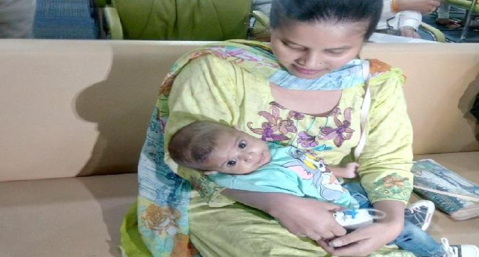 Pakistan, child, successful, treatment, Noida, india