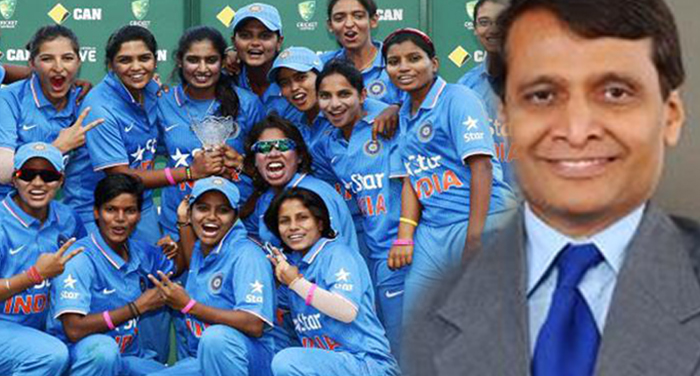 people, men, play, cricket, surash prabhu, Indian Women Cricket Team