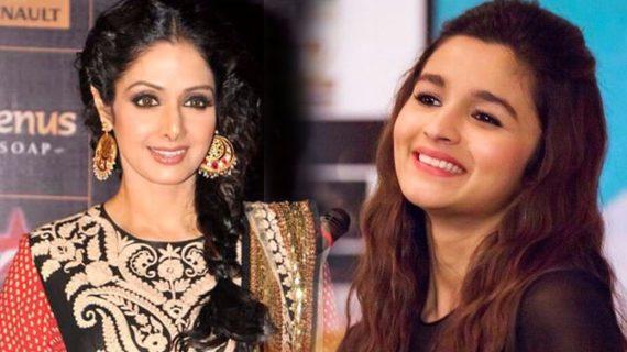 मि. इंडिया 2 के लिए श्रीदेवी की पसंद आलिया
