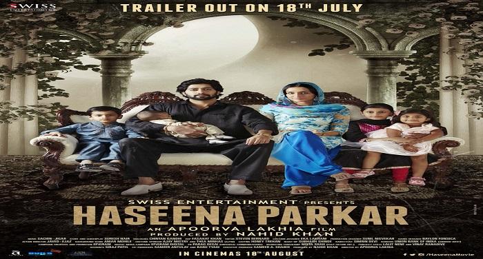 bollywood, Shraddha Kapoor, Hasina Parkar, release, Dawood Ibrahim