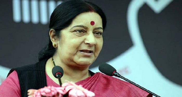 Effort, missing, Indian, Iraq, Union Foreign Minister, Sushma Swaraj