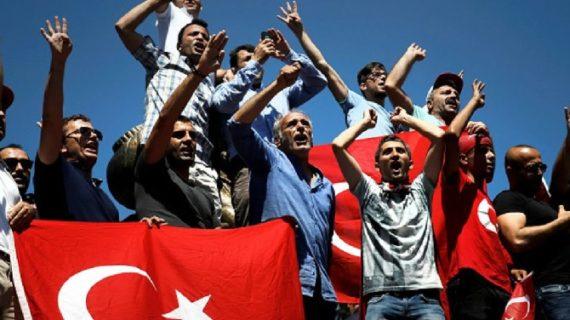 तुर्की में सात हजार से ज्यादा कर्मचारी हुए बर्खास्त
