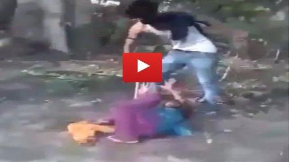 लड़की को मजबूर कर बनाई अश्लील वीडियो, फिर किया अपलोड देखें वायरल वीडियो