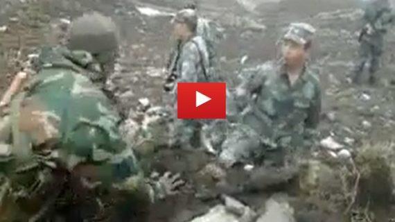 भारतीय सैनिकों और चीनी सैनिकों के बीच झड़प का वीडियो हुआ वायरल देखें पूरी घटना