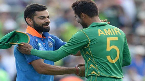 पाकिस्तानी गेंदबाज आमिर ने बताया भारतीय कप्तान को विश्व का सर्वश्रेष्ठ बल्लेबाज