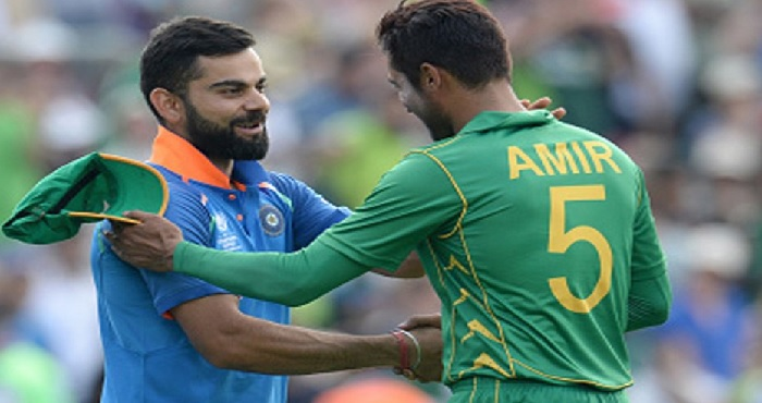 Pakistani bowler, Amir, Indian captain, virat kohli, batsma, world