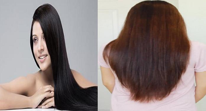 इस आसान उपाय से बालों को बनाए लम्बा और चमकदार