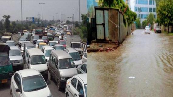 दिल्ली-एनसीआर में मौसम ने ली करवट, लोगों की बढ़ी समस्या
