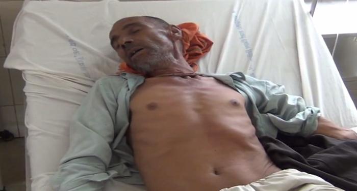 Heart attack, elderly,Tahsil Day, farmer,