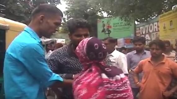 छात्रों ने की आरपीएफ जवान पति-पत्नी की पिटाई, एक छात्र गिरफ्तार