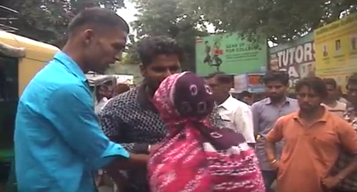 Students, beating, rpf Soldier, husband-wife, one student, arrest, crime, police,