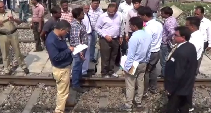 DRM, inspected, railway, station,