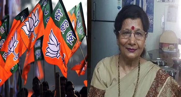 Samajwadi Party, continues, face shock, Azam Khan, near, MLC Sarojini Agarwal, BJP joined,